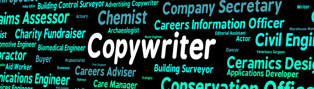 Copywriter, Copywriting, Website Content Heading Image