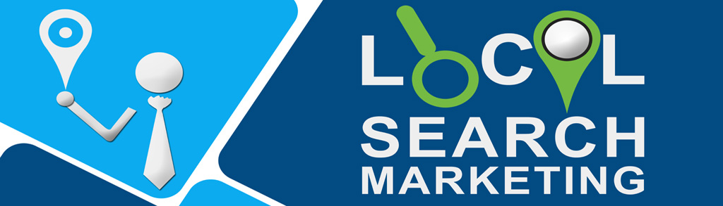 Local Marketing, Local Search Marketing Heading Image